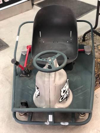 Photo Razor Go Kart (Crazy Cart XL) - $250