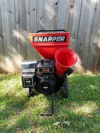 Photo Snapper Chipper Shredder - $250 (Edmond)