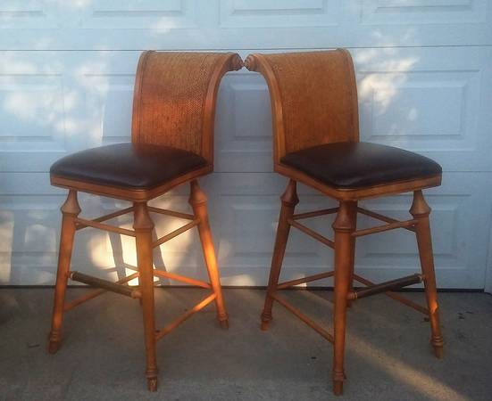 Photo Two Bar Chairs - $139 (Yukon)