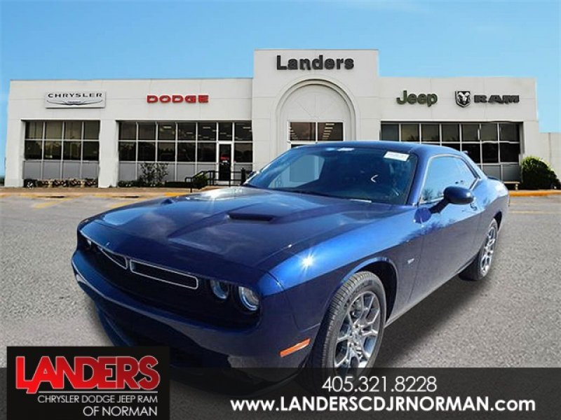 Photo Used 2017 Dodge Challenger GT AWD w Premium Sound Group for sale