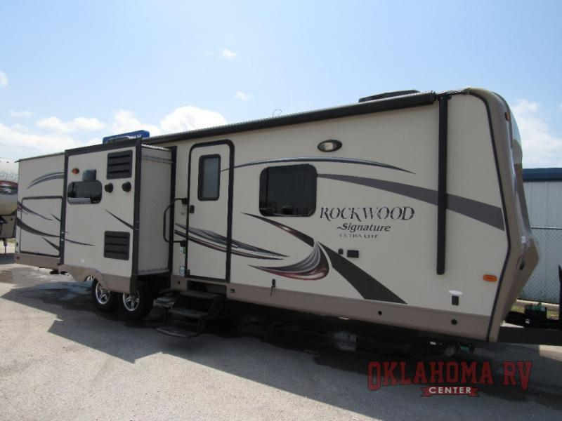 Photo Used 2015 Forest River Rv Travel Trailer RV  $29900