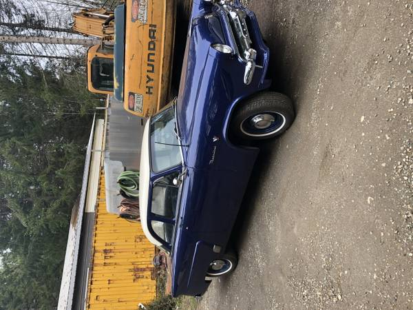 Photo 1954 Ford Mainline for sale - $10,000 (Port Townsend)