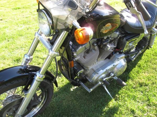 Photo 1996 Harley 883 Sportster - $4,500 (Port Angeles)