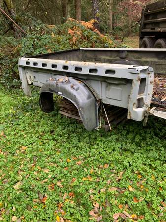 Photo 2005 Chevy Dually bed - $300 (Port Townsend)