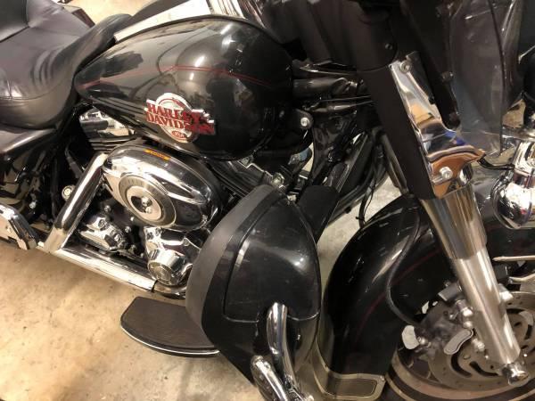 Photo 2007 Harley Davidson Electra Glide - $9,000 (Auburn)