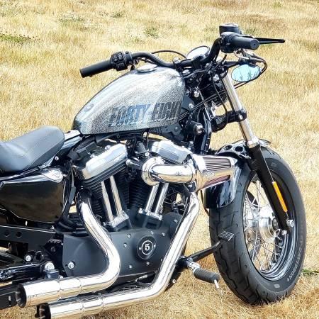 Photo 2014 Harley Davidson Sportster 48 - $8,500 (MATLOCK)