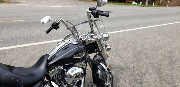 Photo 2016 Harley Davidson Roadking - $12,999 (Port Ludlow)