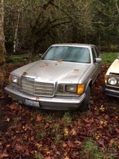 Photo 6 diesel mercedes for sale - $4,000 (quilcene)