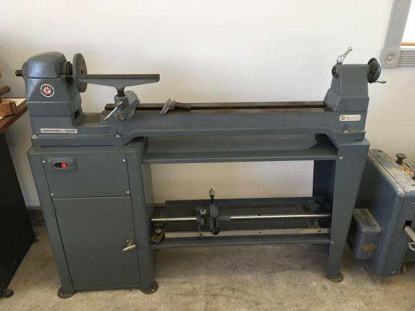 Photo Delta Rockwell Wood Turning Lathe - $550 (Sequim)
