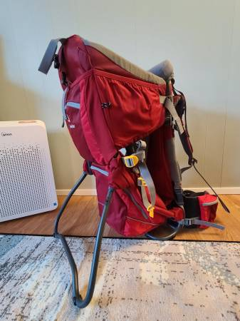 Photo Deuter kid comfort 2 pack - $200 (Port Angeles)