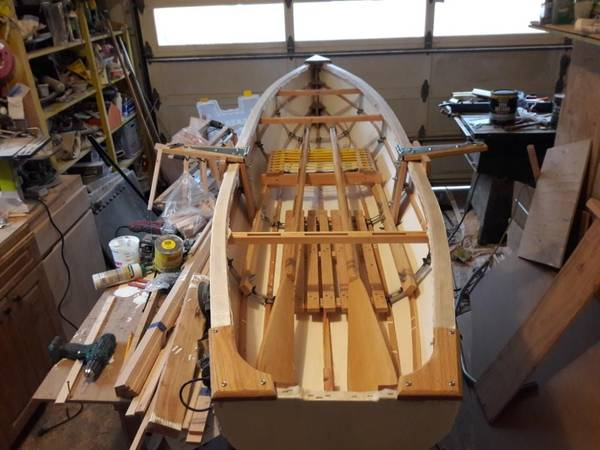 Photo Hand-made boat - $550 (Gladstone-Oak Grove)