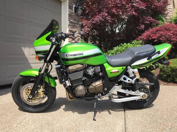Photo Kawasaki ZRX 1200-R - $6,950 (Troutdale)