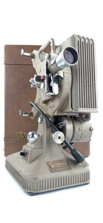 Photo Keystone 16.MM Projector 750W Model K-160 USA Vintage Powers On - $80 (SE 82nd Portland, Oregon Johnson CreekFlavelDukeWoodstock)