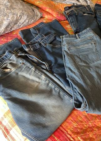 Photo Mens work jeans 36x32 - $30 (Carlsborg)