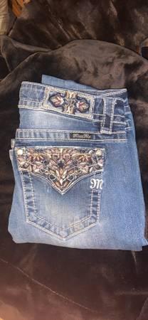 Photo Miss me jeans - $30 (Port Angeles)