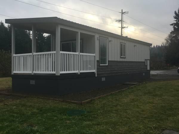 Photo Park Model Home (Port Townsend)