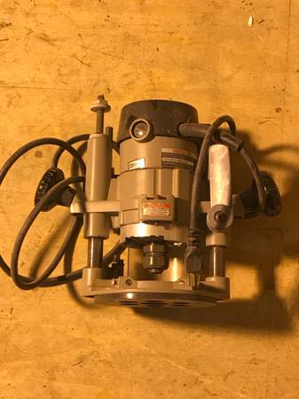 Photo Porter Cable Plunge Router 6931 - $100 (Port Townsend, WA)