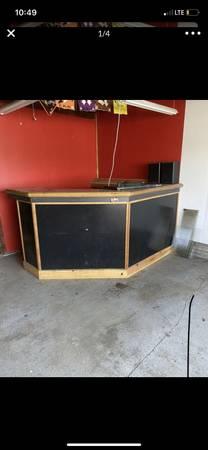 Photo Serving bar - $100 (Port Angeles)