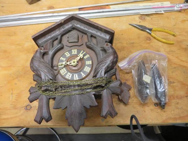 Photo Seth Thomas Cuckoo Clock - $55 (SEQUIM)