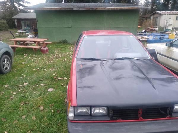Photo Subaru dl 1989 - $600 (Sequim)