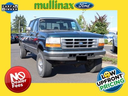 Photo Used 1997 Ford F350 XLT for sale