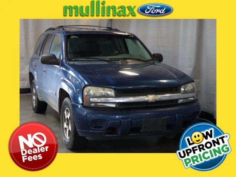 Photo Used 2006 Chevrolet TrailBlazer LS for sale