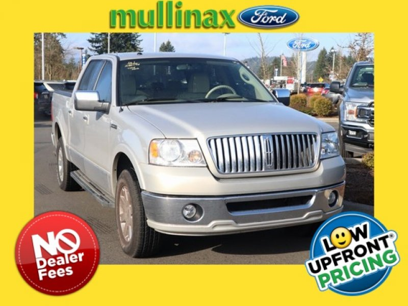 Photo Used 2006 Lincoln Mark LT 4x4 for sale
