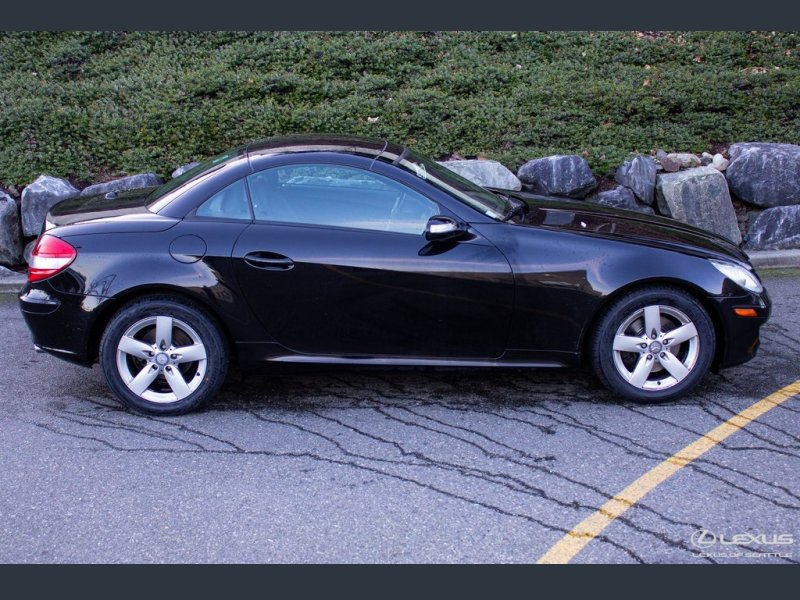 Photo Used 2008 Mercedes-Benz SLK 280  for sale