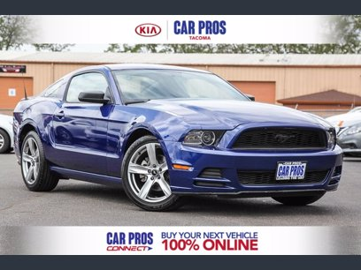 Photo Used 2013 Ford Mustang Coupe for sale