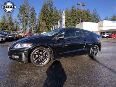 Photo Used 2014 Honda CR-Z EX for sale