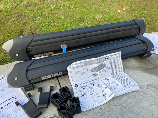 Photo Yakima Roof Rack and Carrier Systems - $275 (Port Angeles)