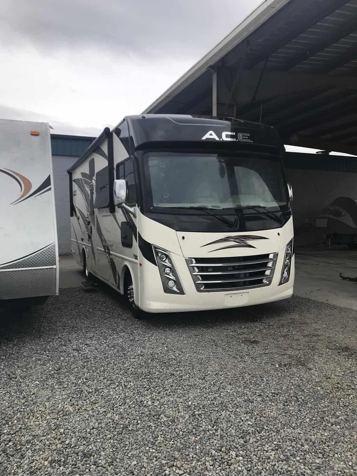 Photo 2021 Thor Motor Coach ACE 27.2 $ 114704