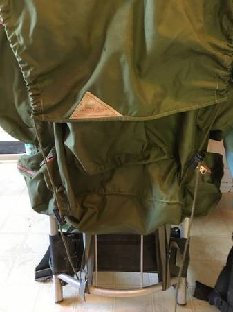 Photo green kelty external backpack mountaineer frame - $40 (Port Angeles)