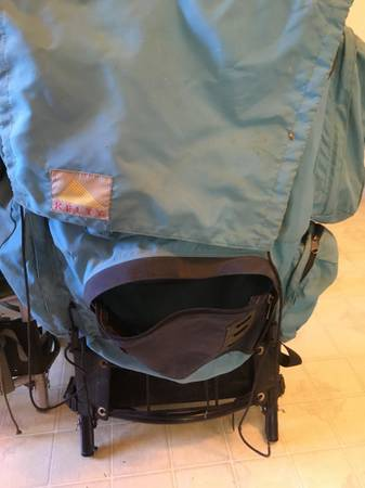 Photo newer external frame kelty backpack - $50 (port angeles)