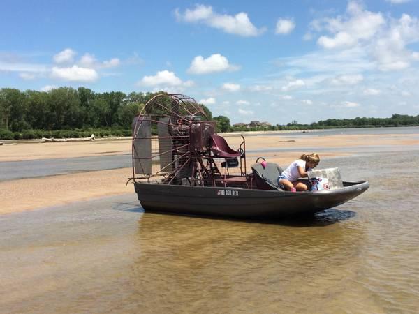 Photo 1439 airboat - $7950 (Wahoo, NE)