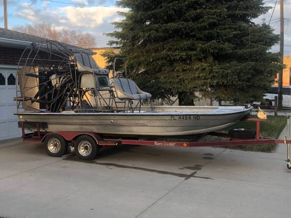 Photo 18 Apache Airboat - $25000 (West Point)