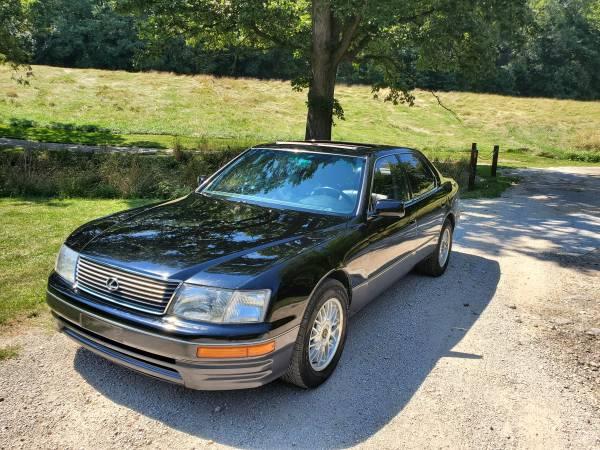 Photo 1997 Lexus LS 400 - $3,450 (Bellevue)