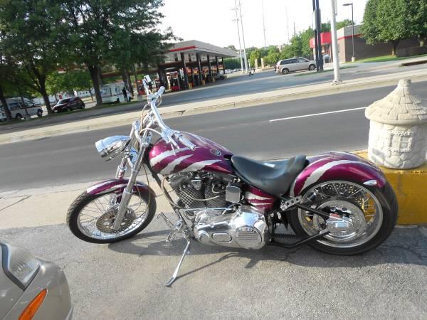 Photo 1998 California Motorcycle Co. Road Warrior - $12,500 (Omaha NE)