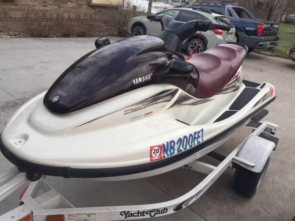 Photo 2000 Yamaha Wave Runner Jetski Jet Ski 800XLT - $3500 (Beaver Lake)