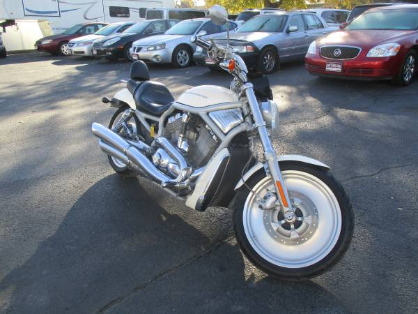 Photo 2002 Harley-Davidson VRSCA V-Rod- EASY BUY HERE PAY HERE FINANCING (225 S 35th St)