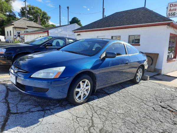 Photo 2003 Honda Accord - $4,600 (Omaha NE)
