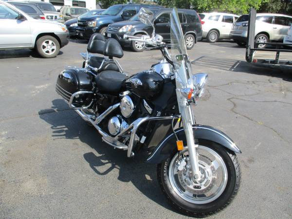 Photo 2003 Kawasaki Vulcan 1500 Nomad- EASY BUY HERE PAY HERE FINANCING (225 S 35th St)