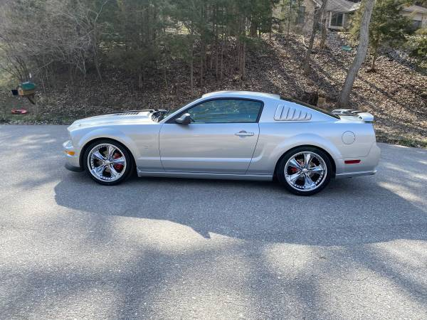 Photo 2006 FORD MUSTANG GT RACE CAR LOADED - $11,500 (Crescent)