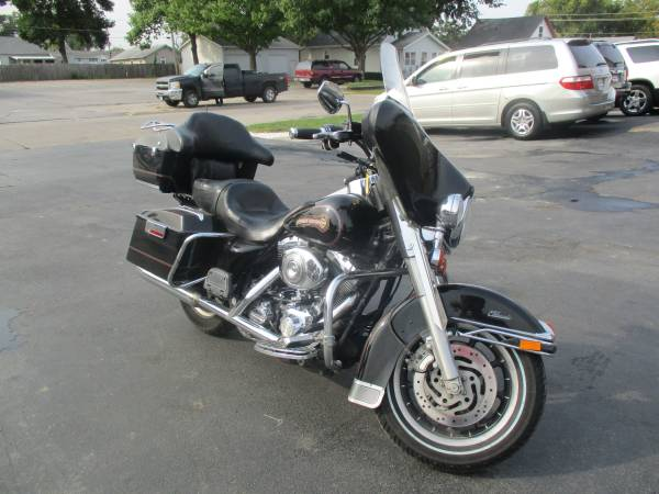 Photo 2006 Harley-Davidson Electra Glide EASY BUY HERE PAY HERE FINANCING (400 N 16th St)