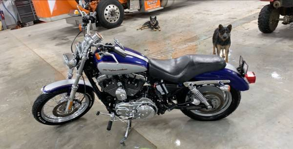Photo 2006 Harley Sportster 1200 Custom XL - $6,500 (Columbus)