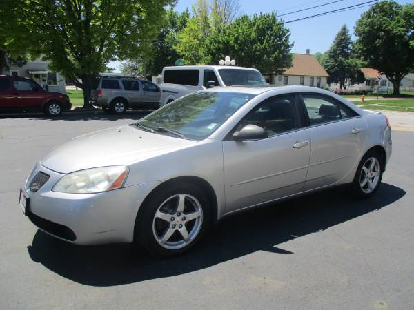 Photo 2007 Pontiac G6 GT- V6, Leather EASY BUY HERE PAY HERE FINANCING (225 S 35th St)