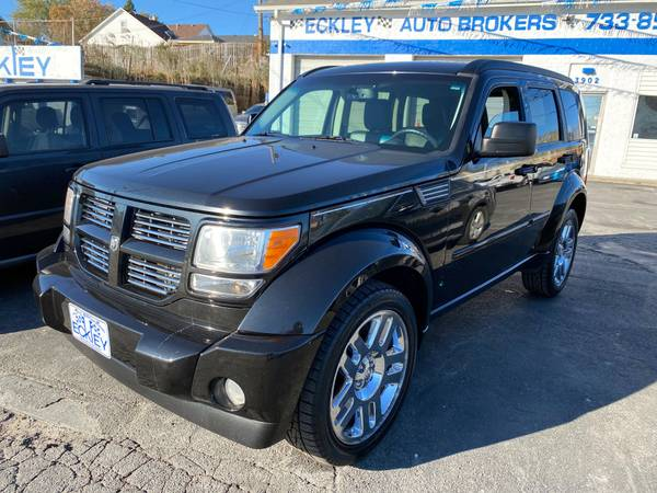 Photo 2008 DODGE NITRO RT 4WD - BUY HERE PAY HERE (Eckley Auto Brokers 42nd  D St)