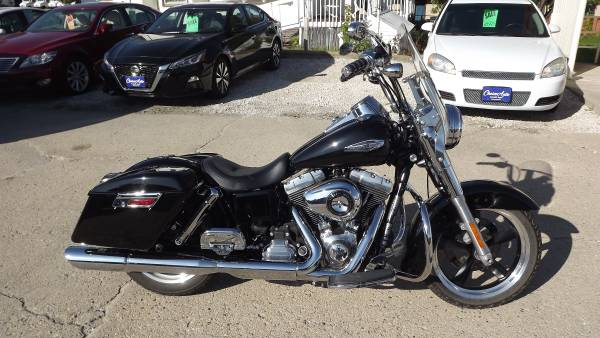 Photo 2012 Harley Davidson FLD-103 Dyna Switchback  Sale Priced Low Miles - $8,995 (Carroll)