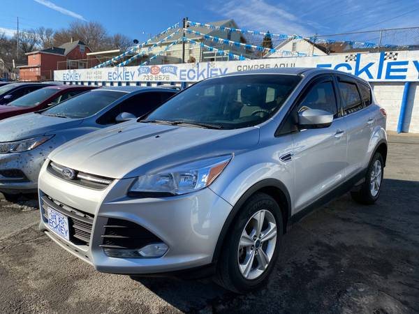 Photo 2013 FORD ESCAPE SE ECOBOOST 4WD -BUY HERE PAY HERE (Eckley Auto Brokers 42nd  D St)