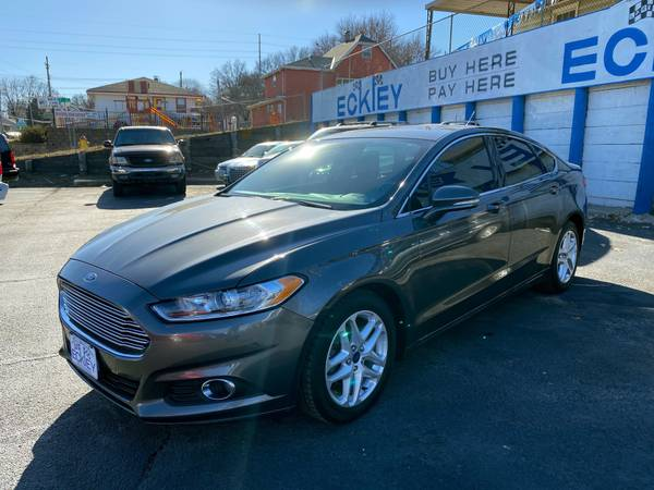 Photo 2015 FORD FUSION SE - BUY HERE PAY HERE (Eckley Auto Brokers 42nd  D St)